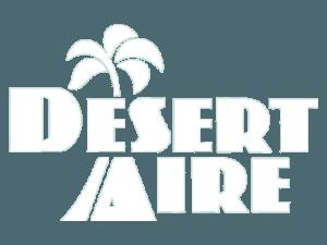 Desert-Aire white logo