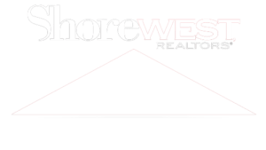 Shorewest white logo