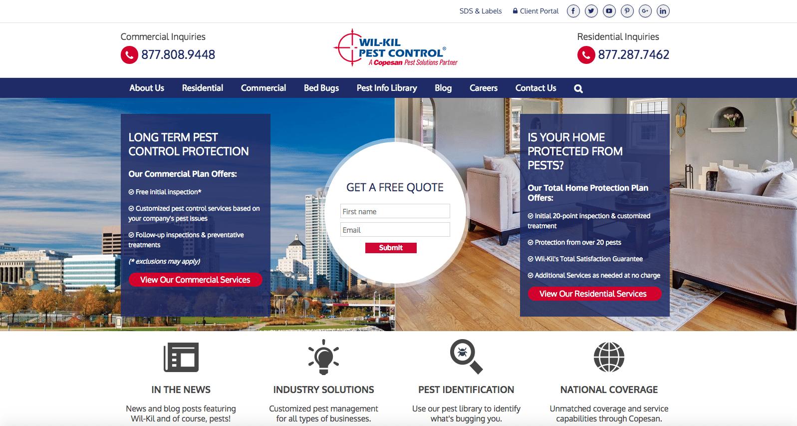 Wil-Kil Homepage