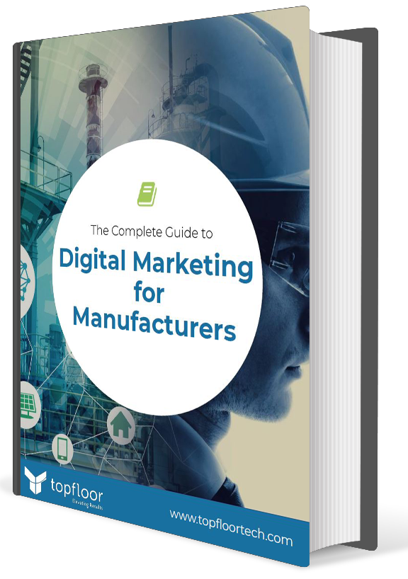 Cover of Manufacturing Marketing eBook