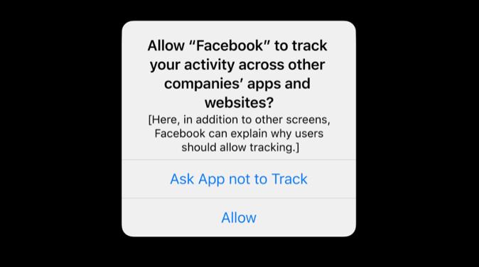 Image of Apple iOS14 update